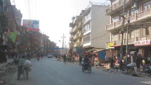 רחוב בקטמנדו
