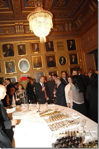 קבלת פנים - האקדמיה הלאומית למדעים