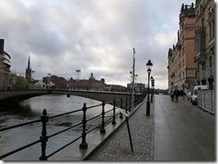 גשר המחבר בין העיר לבין האי של העיר העתיקה